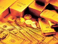 מטילי זהב מטבעות זהב סחורות דורלים / צלם:פוטוס טו גו